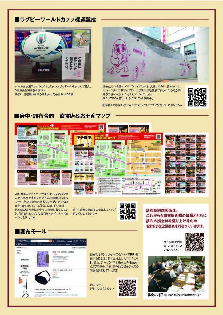 駅前商店街活動報告2